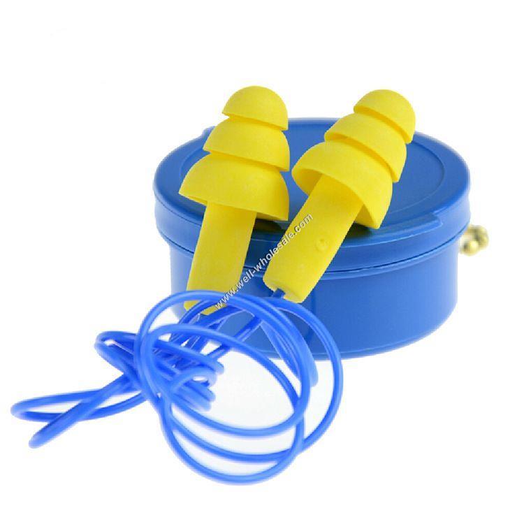 3M corded earplugs
