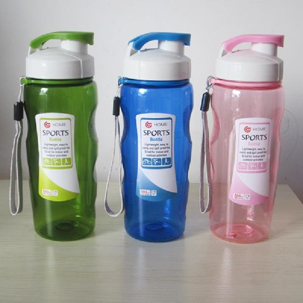 500ML PC Water Bottle