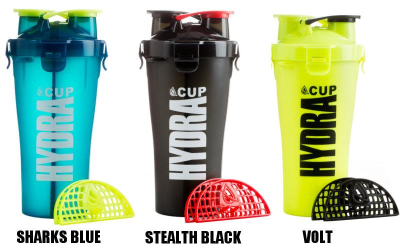custom logo dual protein shaker