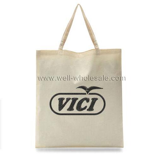 Personalized 8oz Cotton Canvas Tote Bags