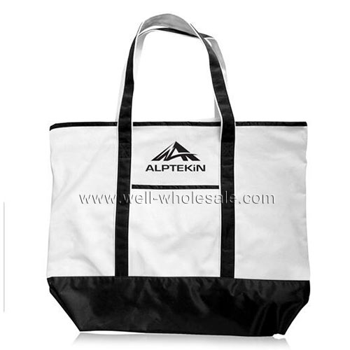 16oz Casual Canvas Shopping Tote