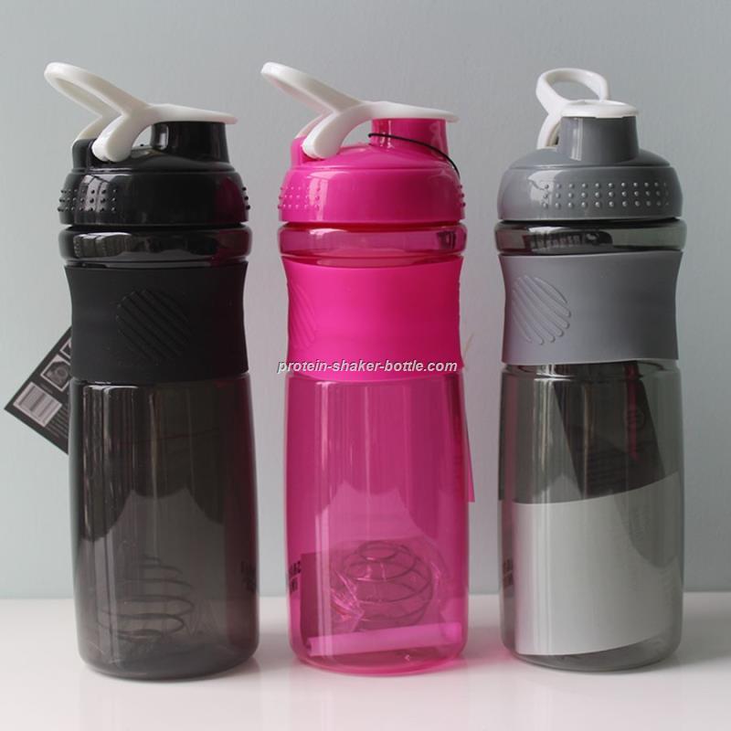 Tritan BPA Free Material Silicone Grip Shaker
