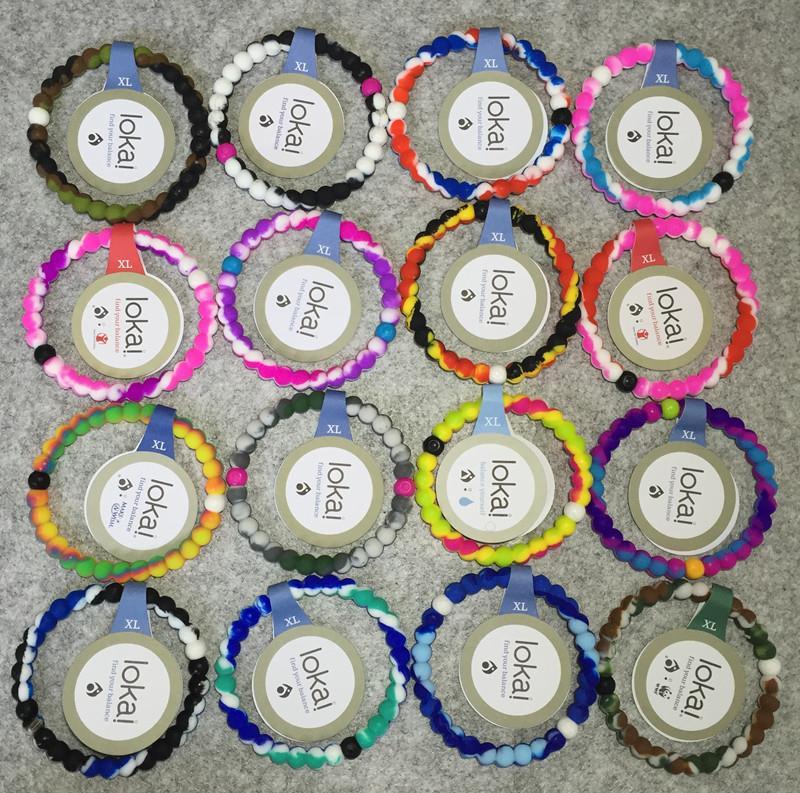 Wholesale,Silicone lokai bracelet