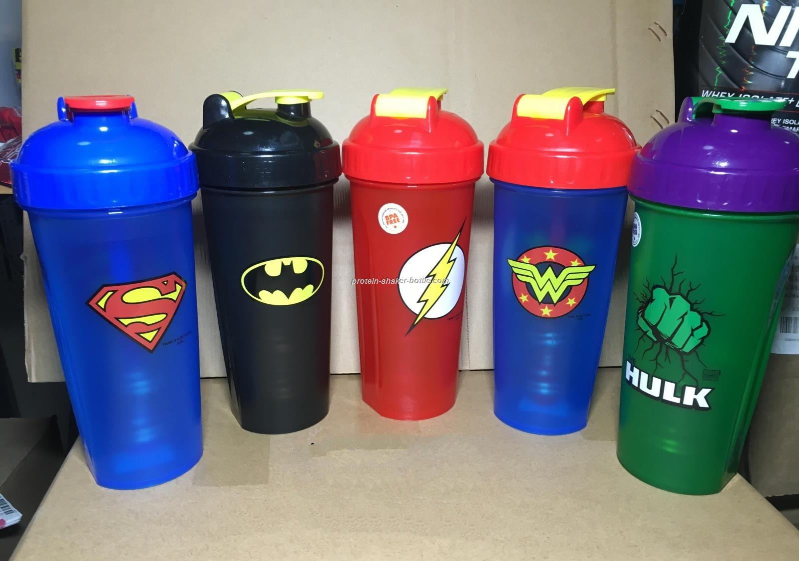 Hero Series BPA free eco friendly blender ball shaker bottle