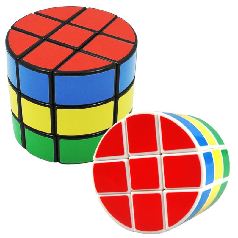 Cylindrical Magic Cube