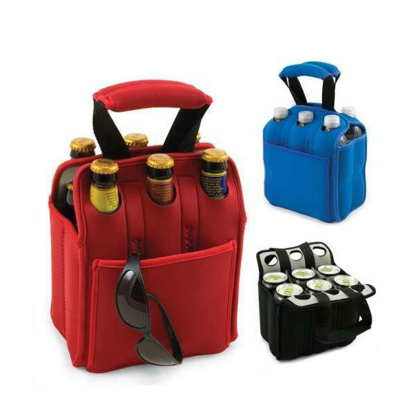 manufacturer 6-pack cooler tote bag portable cooler bag