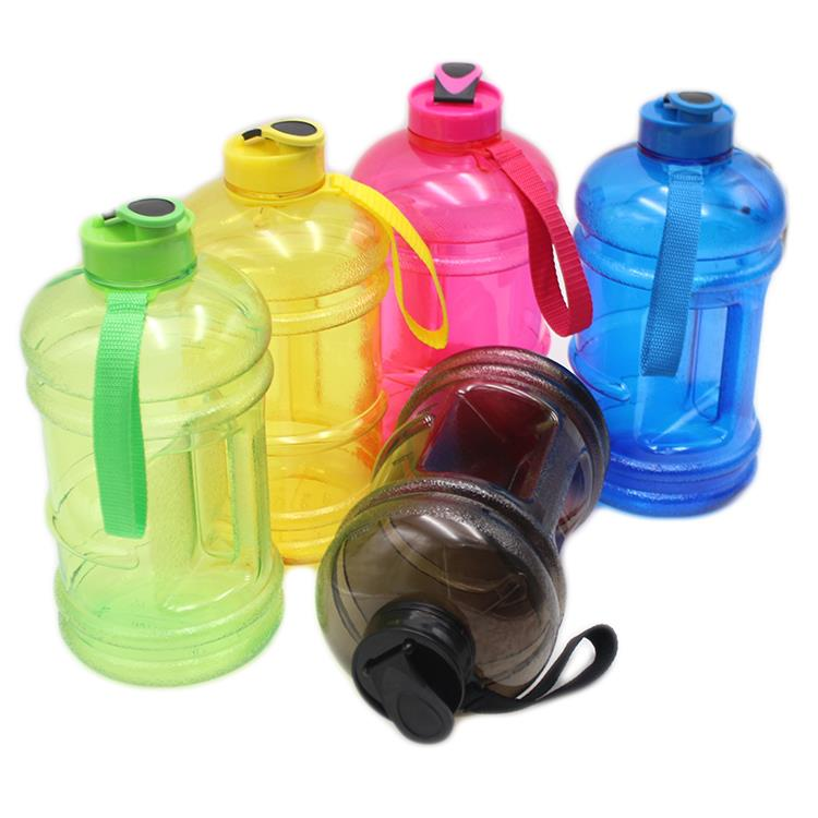 Custom 2L Protein Shaker Plastic Bottle