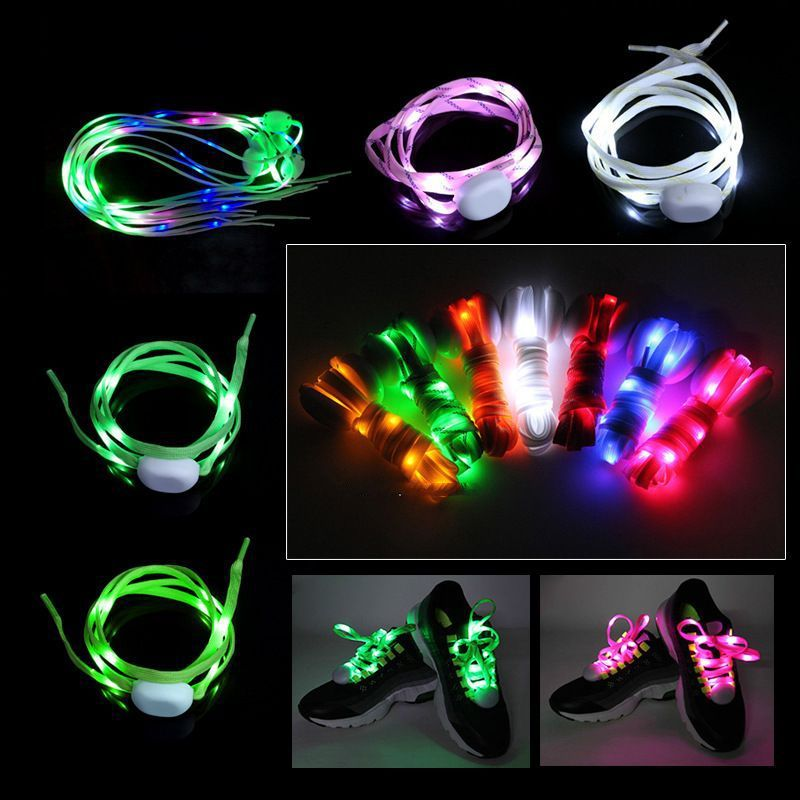 Promotional LED Flashing Shoelace