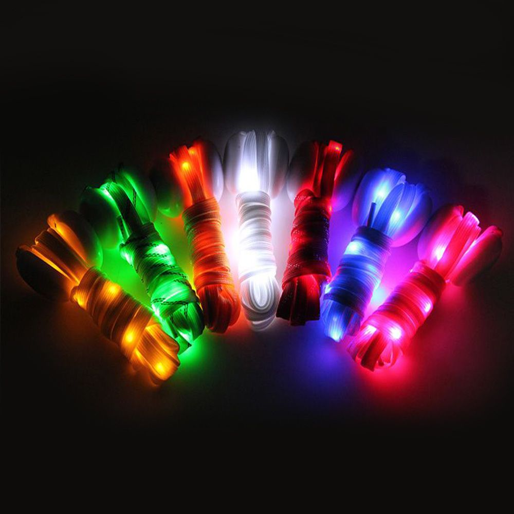 LED shoelace Luminous lacets led shoe laces led shoelaces