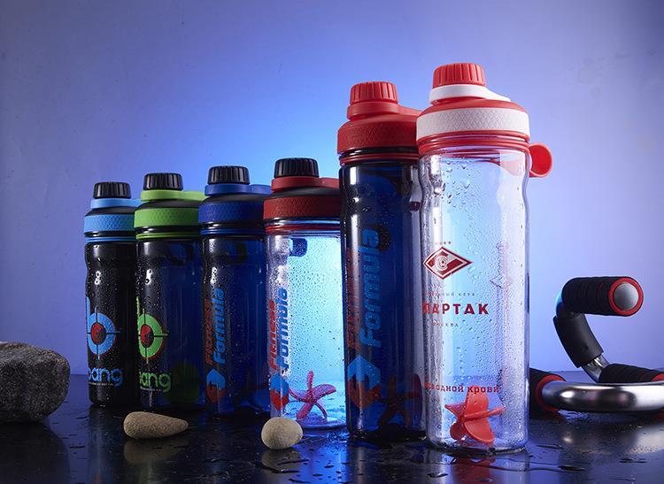 Tritan Blender Bottle