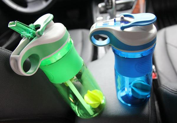 Tritan Blender Water Bottle