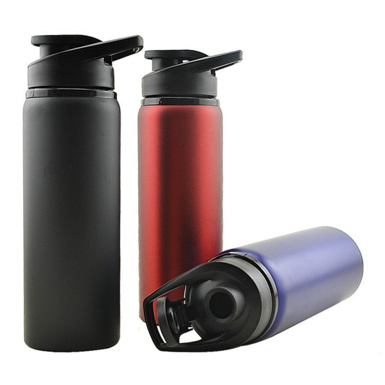 aluminum sport water bottles for drink and promotion