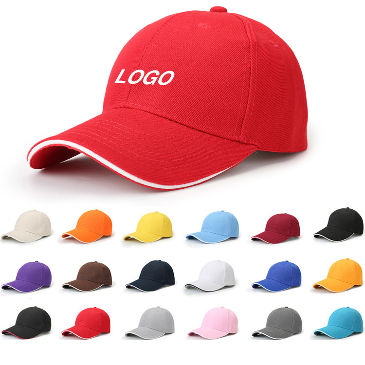 Promotional cheap outdoors sport cap golf baseball cap 3D embroidery baseball cap