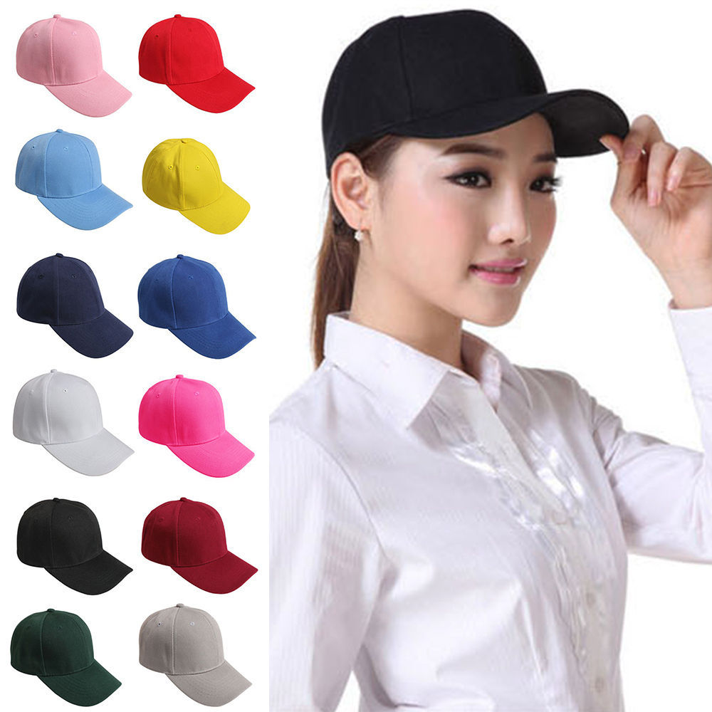 Sport promotional custom outdoor cotton polyester oem caps adjustable golf baseball cap with