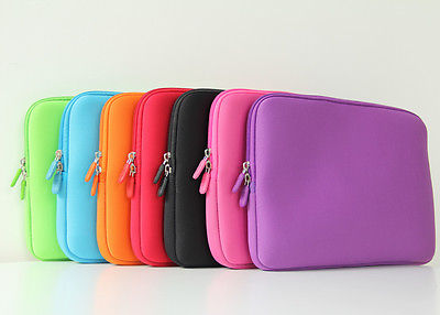 Neoprene bag for ipad air/air 2 mini tablet cases for kids