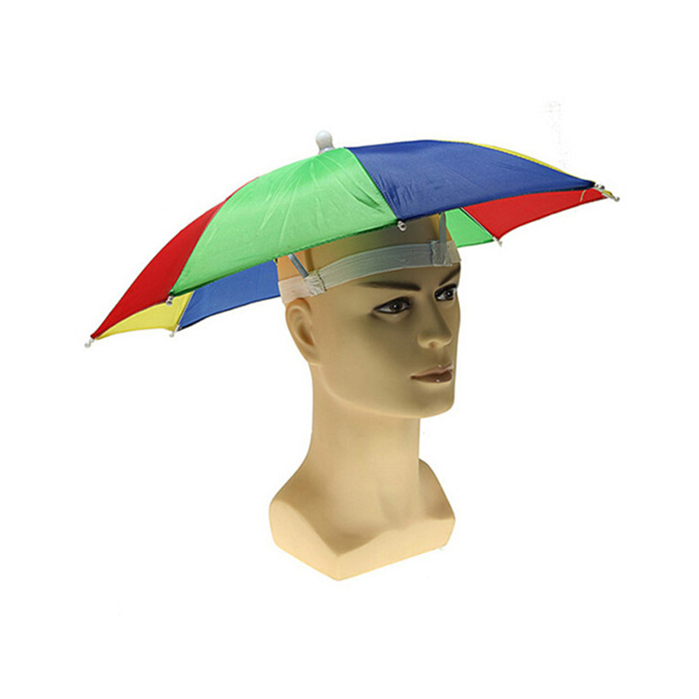 promotional head umbrella,sun cap umbrella,umbrella hat