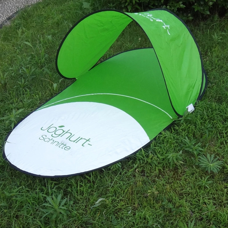 170T Polyester Instant Portable Pop Up Travel Beach Tent