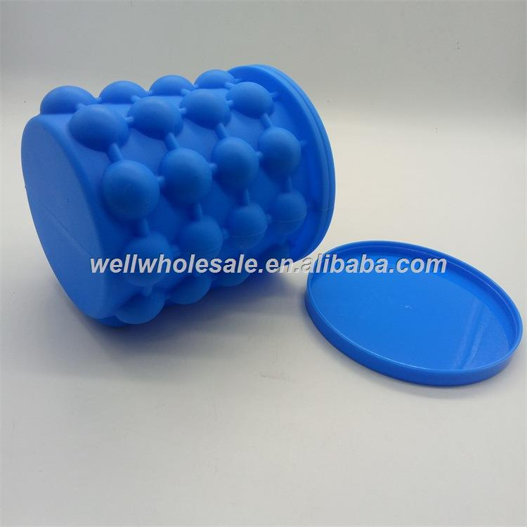 Silicone Ice bucket,Ice Cube Maker