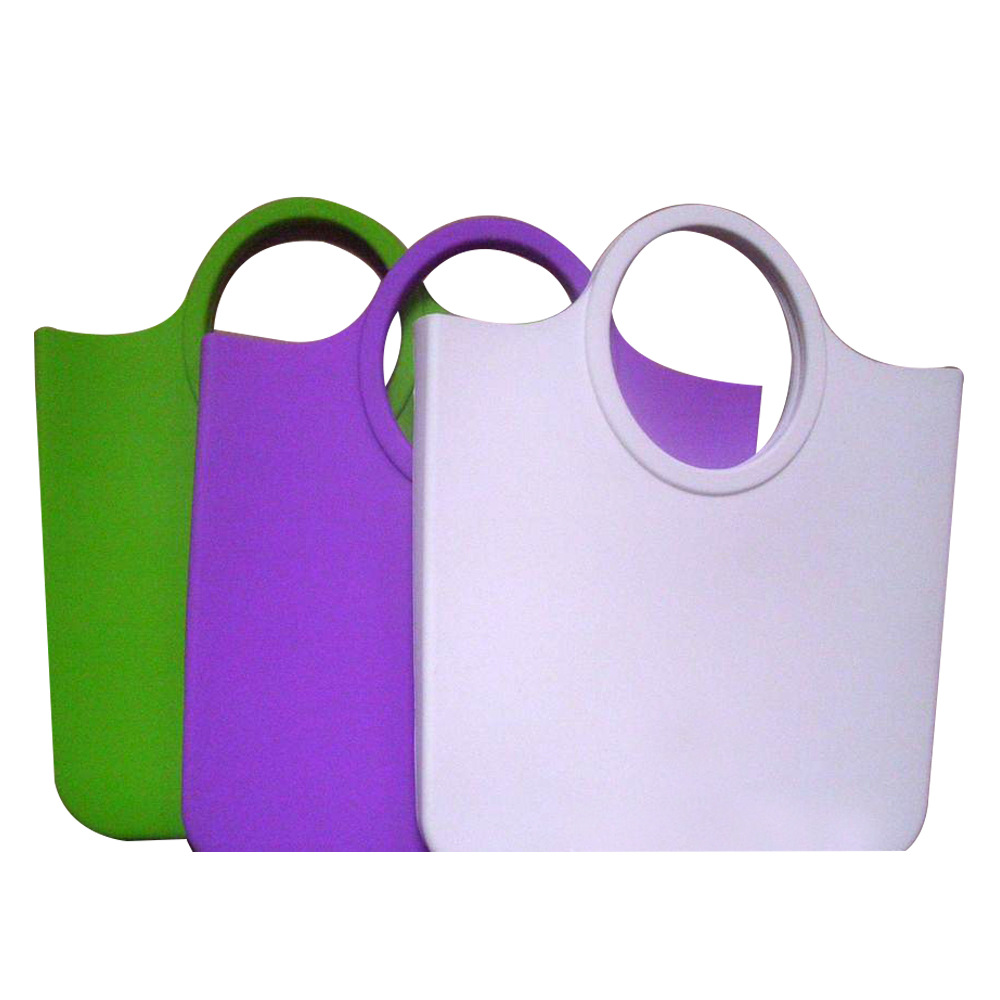 silicone shopping bag,silicone vegetable bag with multicolor