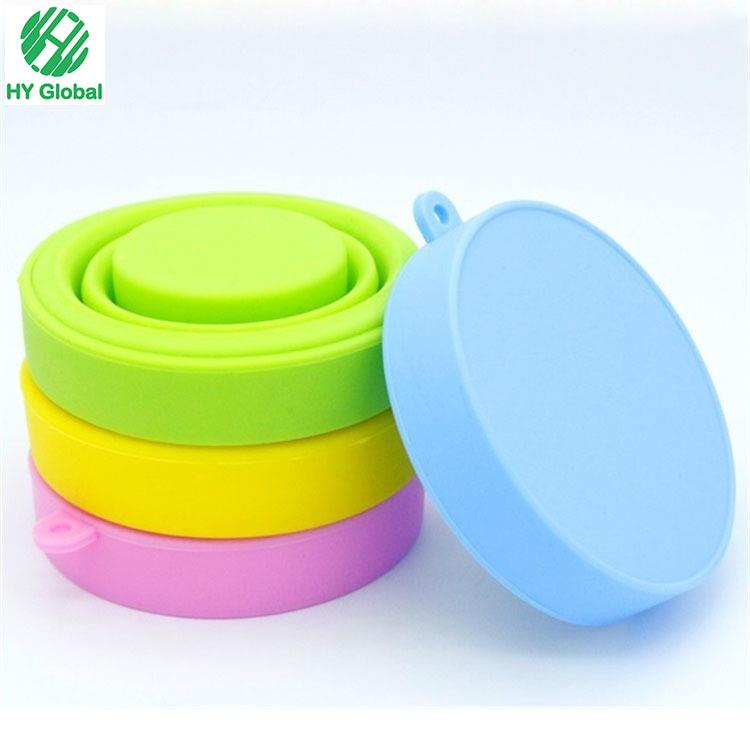 Silicone Foldable Coffee Cup,Portable Silicone Folding Cup