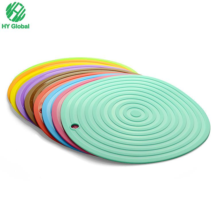 Silicone Coaster for Pot/Silicone Pads