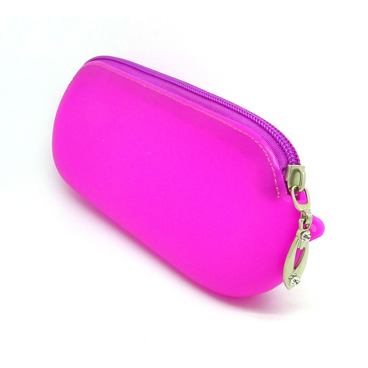 Foldable Silicone Glasses Case