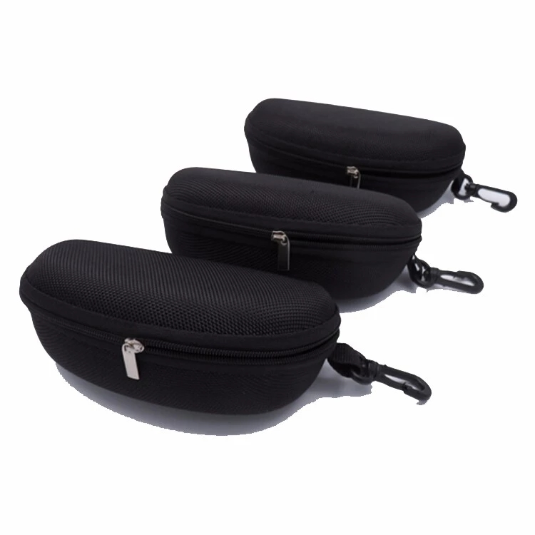 Cheap Black EVA sunglasses case