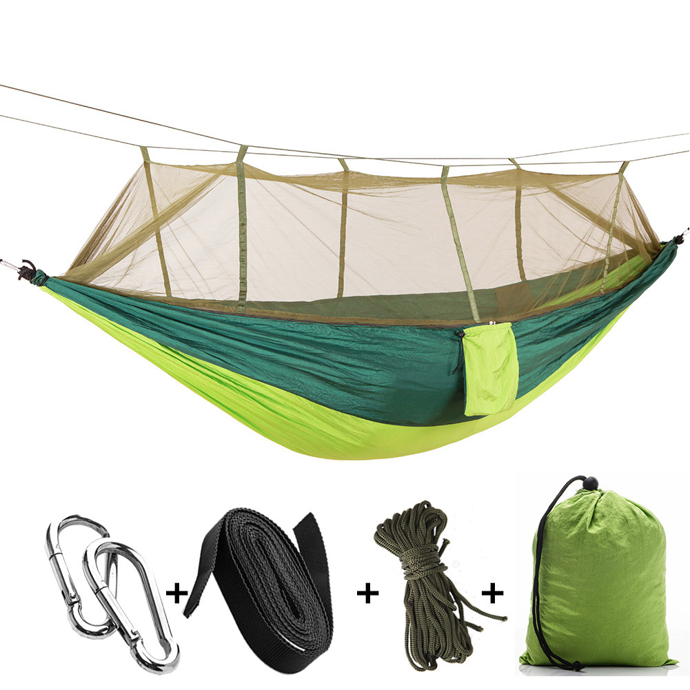 Hammock And Mosquito Net