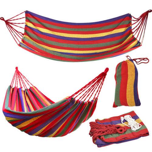 Cheap cotton hammock stand parachute hammock chair