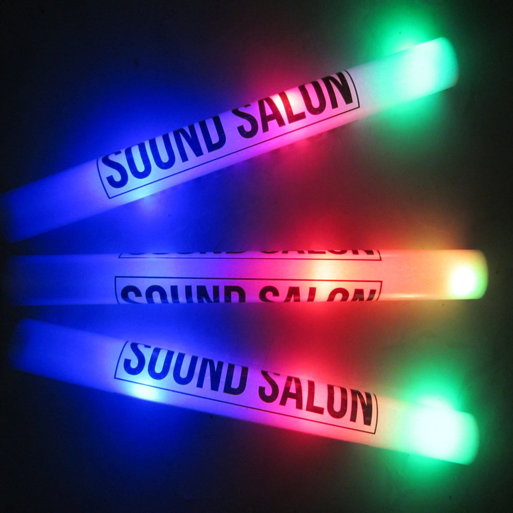 foam led cheer stick