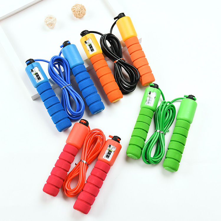 PVC Counting Skipping Jump Rope
