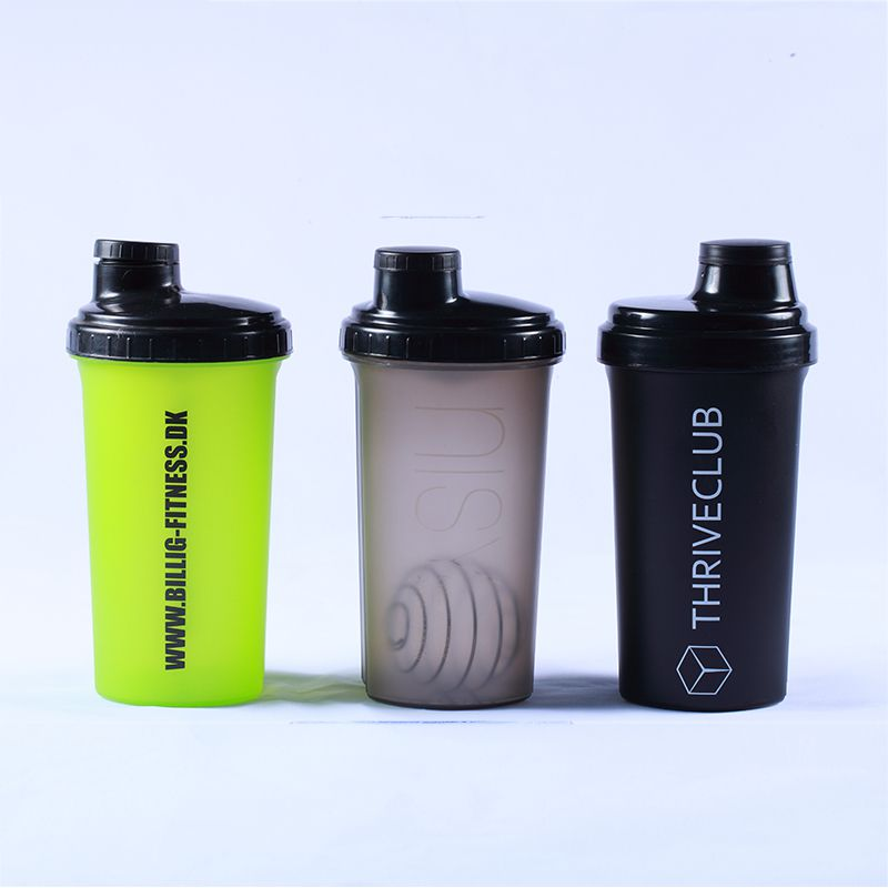 700ml protein shaker bottle