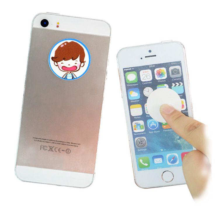 mobile phone screen cleaner microfiber pad