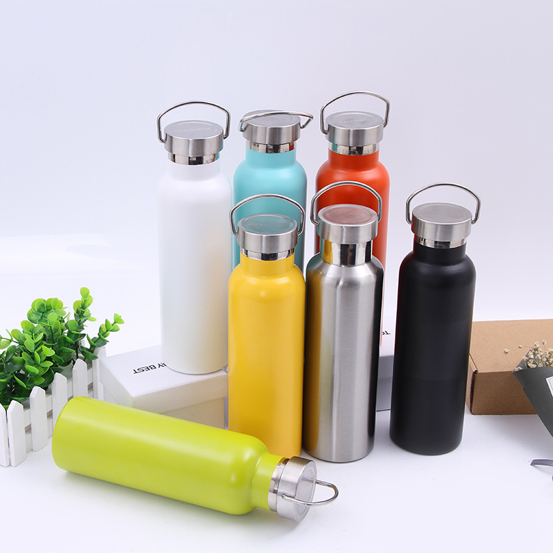 Double Wall Insulated Stainless Steel Water Bottle,Stainless Steel Water Bottle