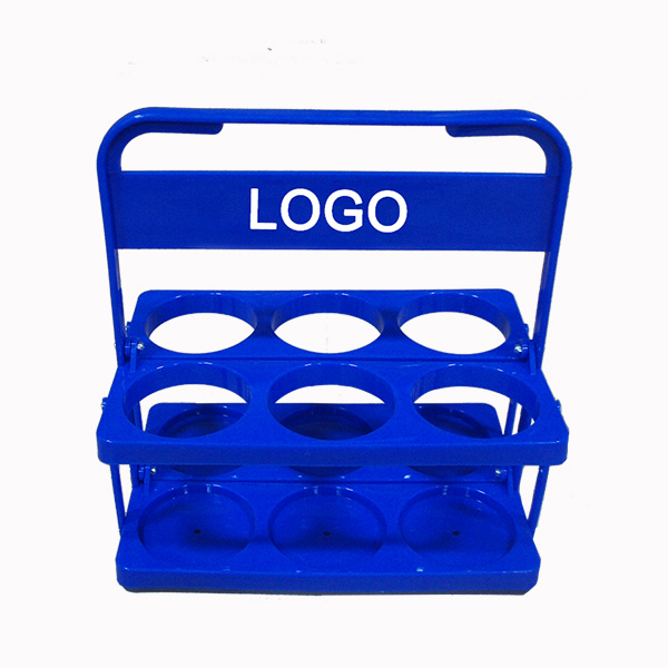 6 Bottles carrier plastic Water Bottle Holder,6 pack beer bottle carrier