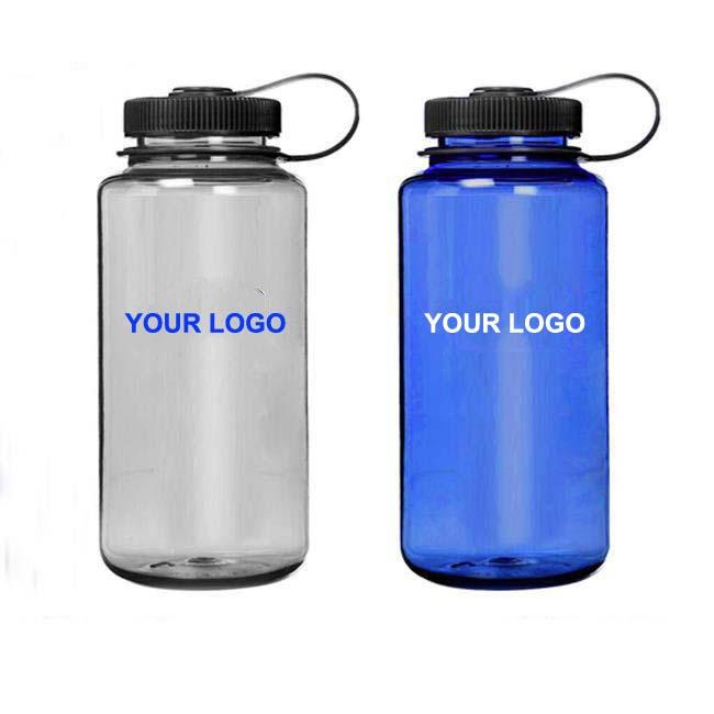 Tritan 32oz Wide Mouth BPA-Free Water Bottle