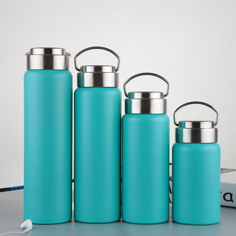 Double Wall Vaccum Sports Water Bottle