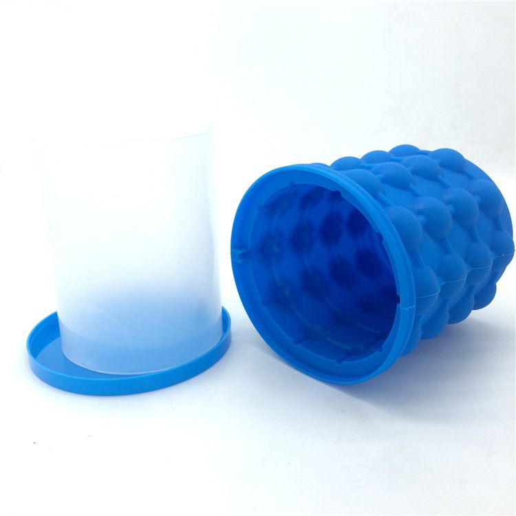 Wholesale saving beer silicone ice bucket factory