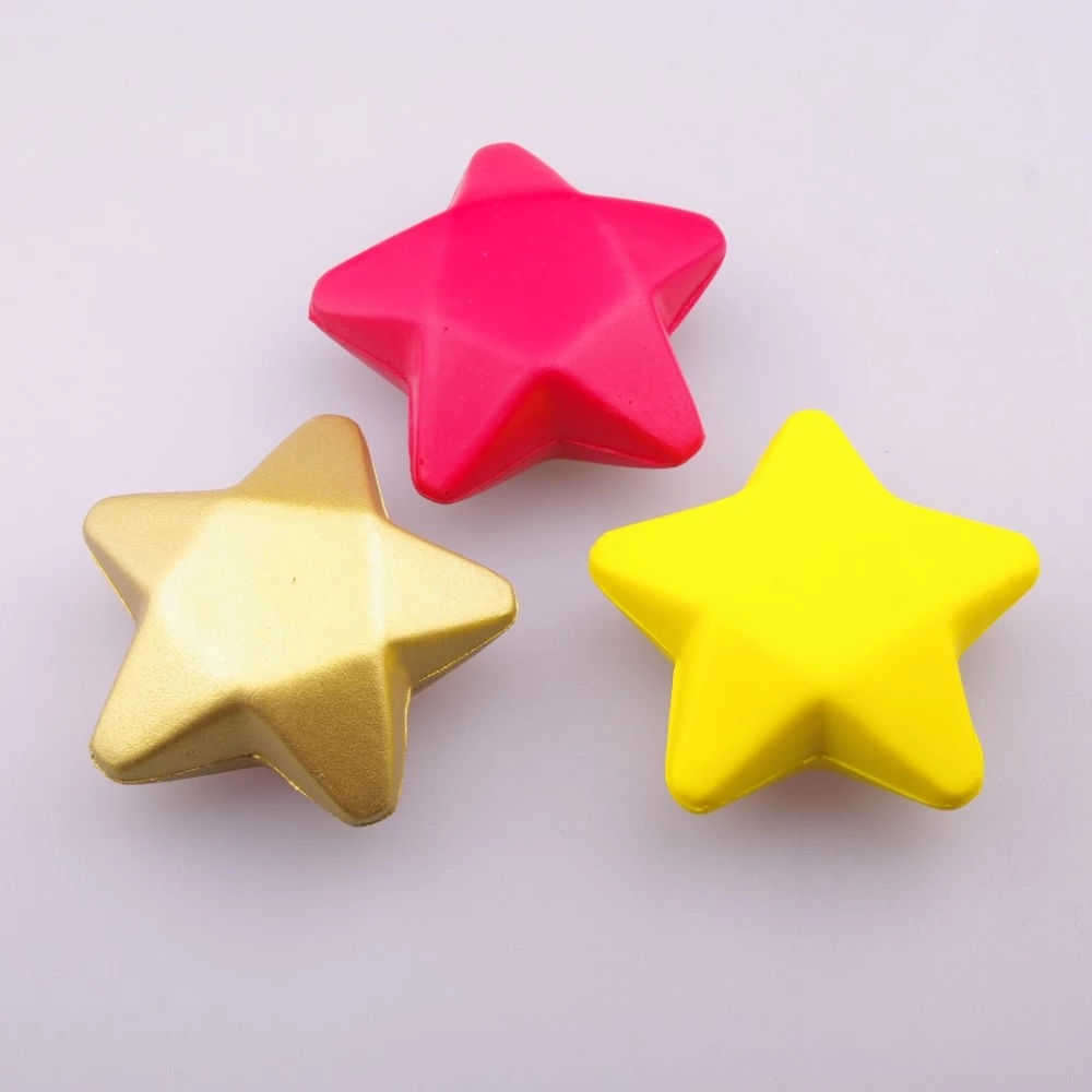 Promotional Star Shape Stress Ball
