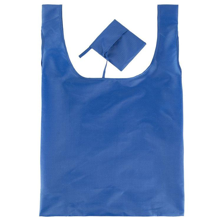 Foldable Reusable Shopping Bags With Pouch