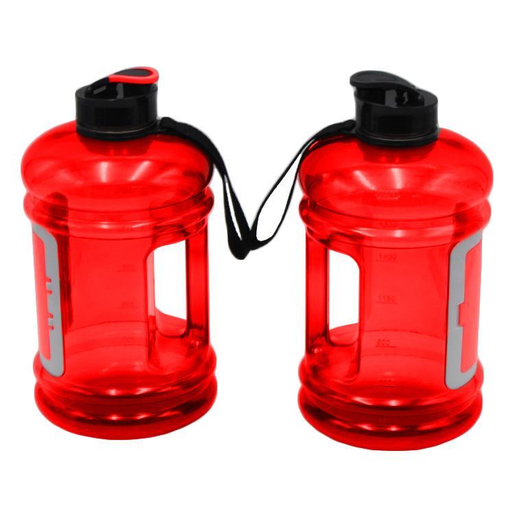 2,2l PETG Leak Proof Custom Logo Plastic Water Bottle Jug