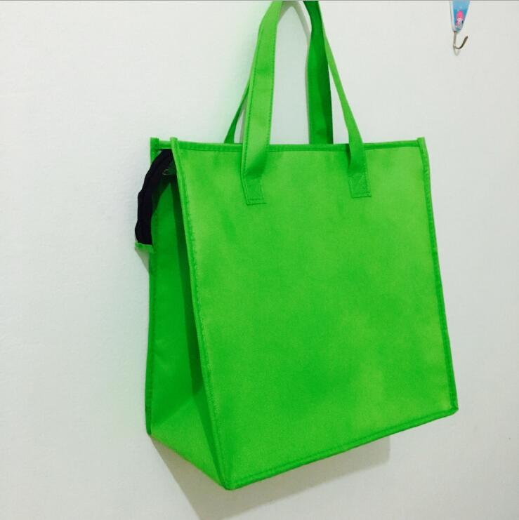 Non-Woven Insulated Tote Cooler Bag