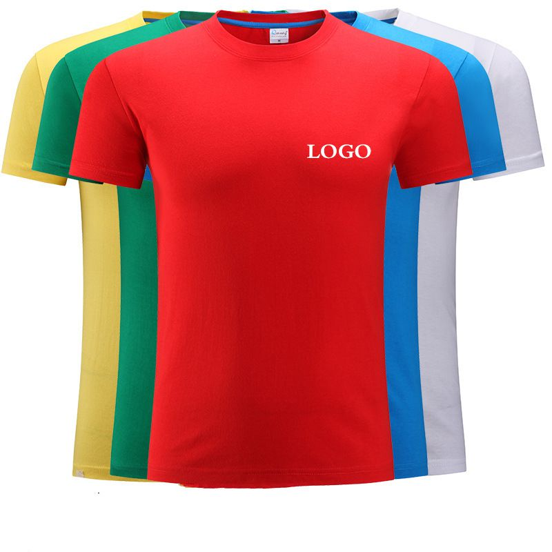 Wholesale China Promotional Custom T-Shirt With Printed Logo