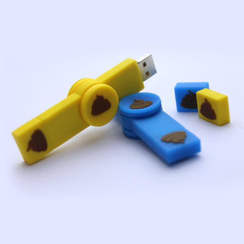 custom rubber usb flash drive USB memory flash drive U disk