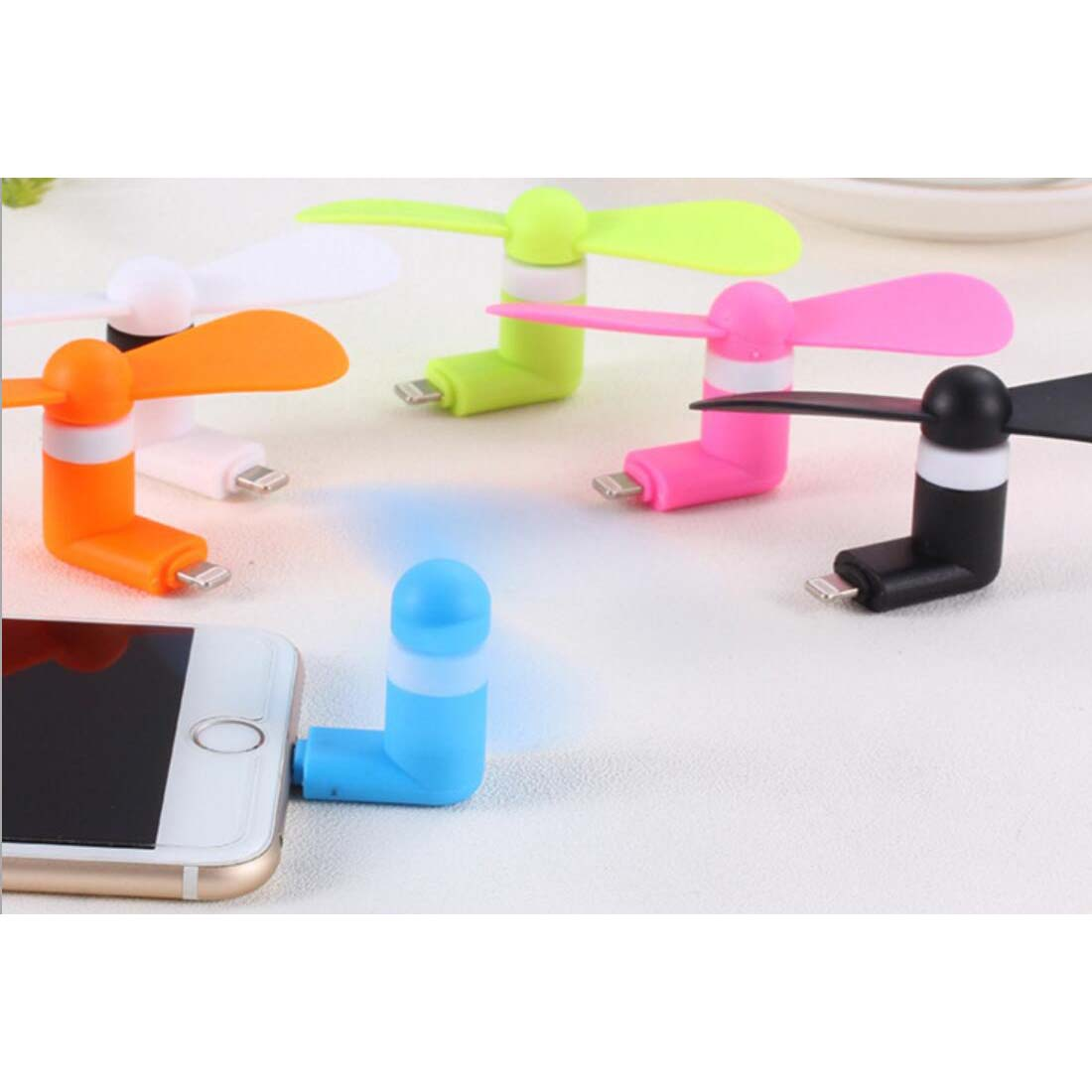 Mobile Phone mini fan for iphone