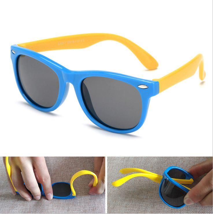 Silicone kids sunglasses