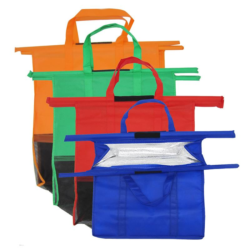Hot Sale Reusable Shopping Trolley Bags for Supermarket