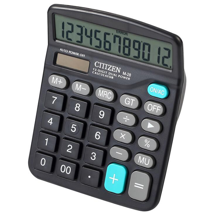 Best Selling Products Promotional Calculator Printable Logo For Wholesale