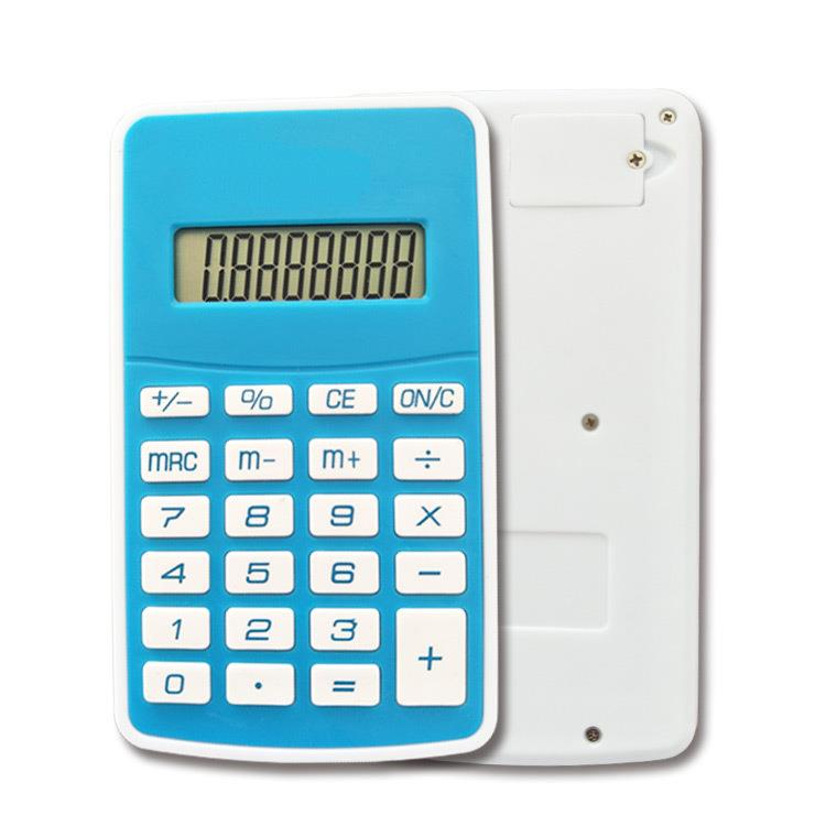 Calculator Wholesale Color Small Plastic Calculator