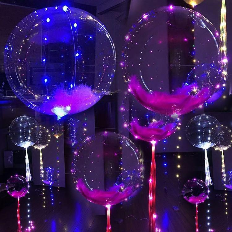 LED bobo ball